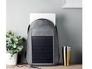 Mochila com Carregador Solar e Porta USB