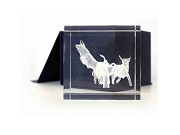 Cubo Cristal 3D