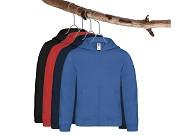 Sweatshirt de Criança Full Zip