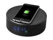 Coluna Despertador Bluetooth Circle