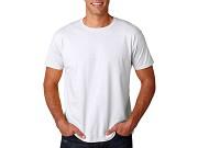 T-shirt Branca Económica | 130 Gramas