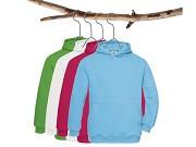 Sweatshirt de Criança Hooded | 280 Gramas