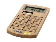 Calculadora de Bambu Eugene