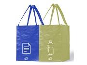 Conjunto de Sacos de Reciclagem Yeskal