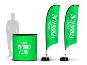Pack Promo Flag