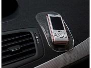 Tapete antiderrapante para telemóvel