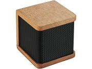 Altifalante Bluetooth® de madeira Seneca