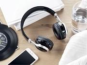 Auscultador Bluetooth em ABS