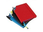 Capa e bloco Bic Notebooks Dual A6
