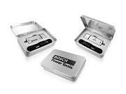 Caixa em alumínio p/ USB