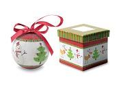 Bola de Natal Sweety
