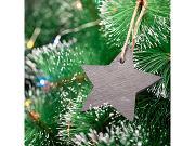 Enfeite de Natal em Ardósia Vondix