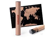 Mapa Mundo Palsy