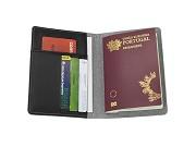 Carteira para Passaporte Flywall
