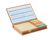 Conjunto de Post-its Memocalendar