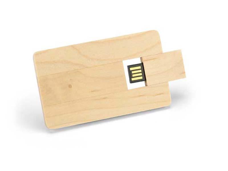 Pen USB em Madeira