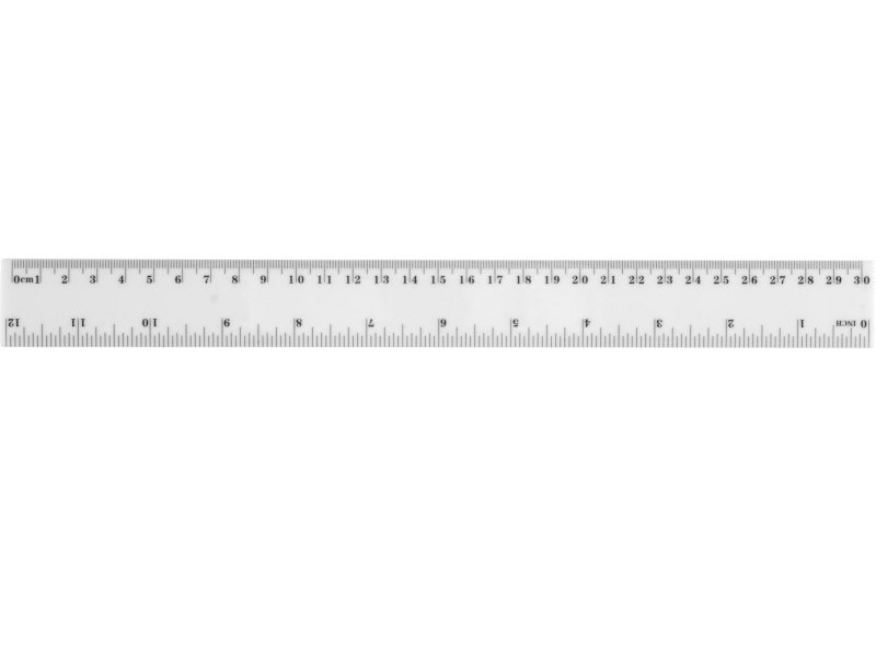 Régua de 30 cm