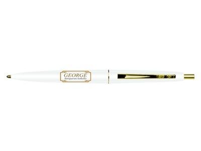 Esferográfica Eco Bic Clic Gold