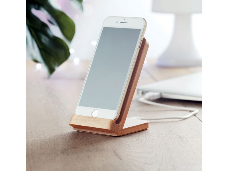 CARREGADOR WIRELESS WIRE E STAND
