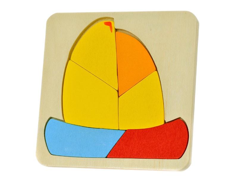 Puzzle Barco