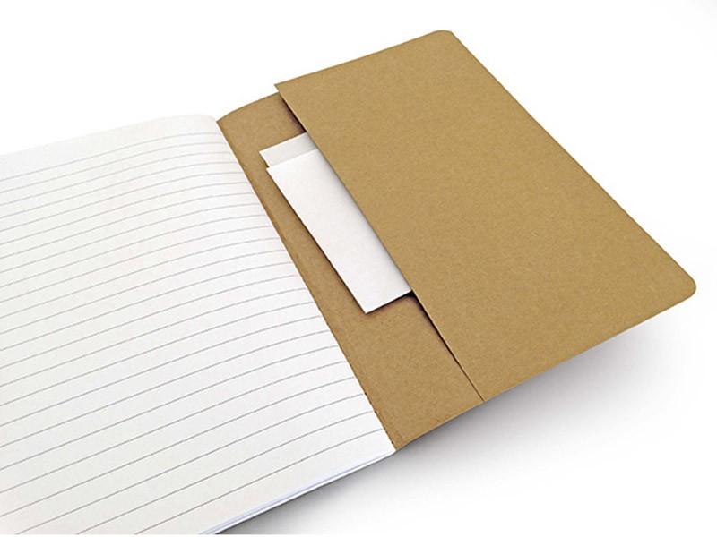 Caderno Reciclado A5