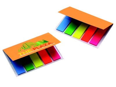 Sticky Notes Bloco Bic Flag Booklet