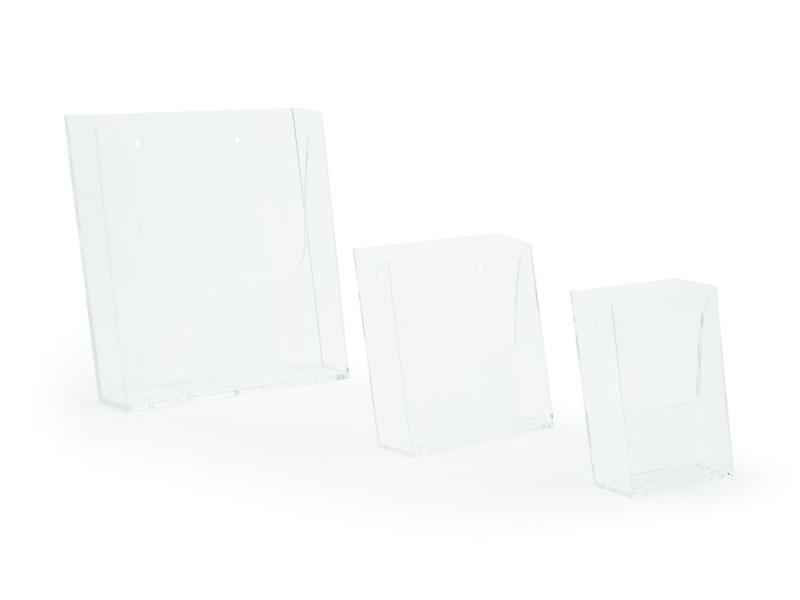 Porta Folhetos Parede 11x16 Vertical