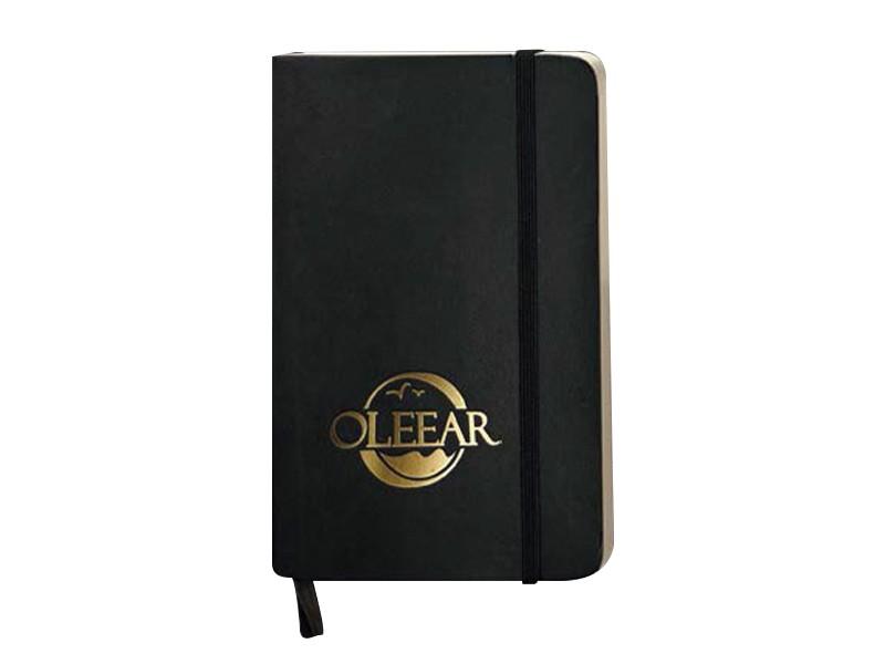 Caderno Moleskine Pocket Classic Folhas Pautadas