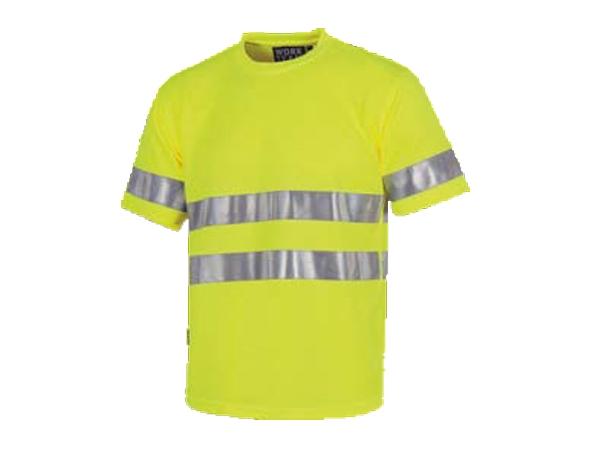 T-shirt refletora