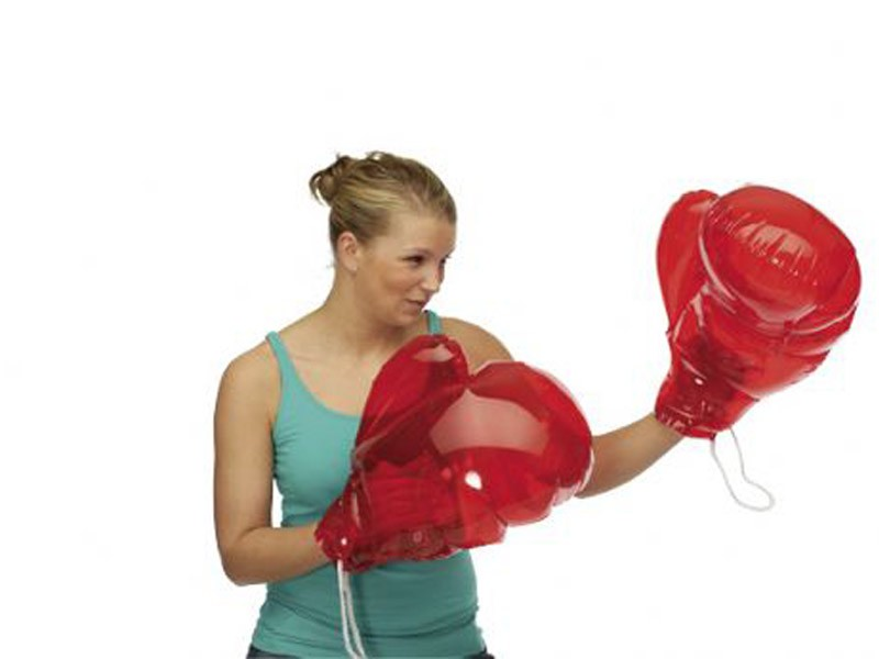 Luvas de Boxe Knock Out