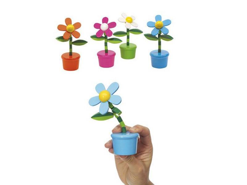 Marioneta Flower Power