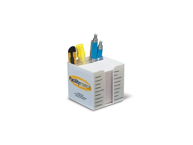 Porta-Folhas Cube Box