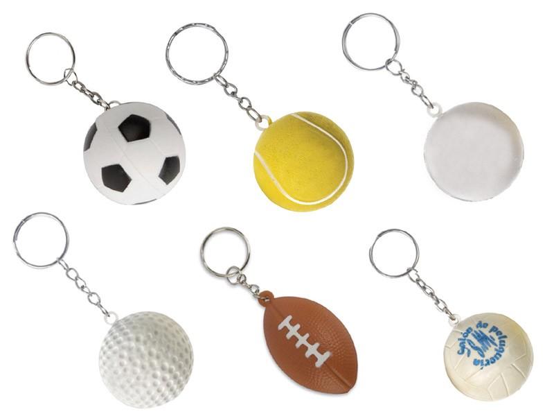 Porta-chaves Desportivo