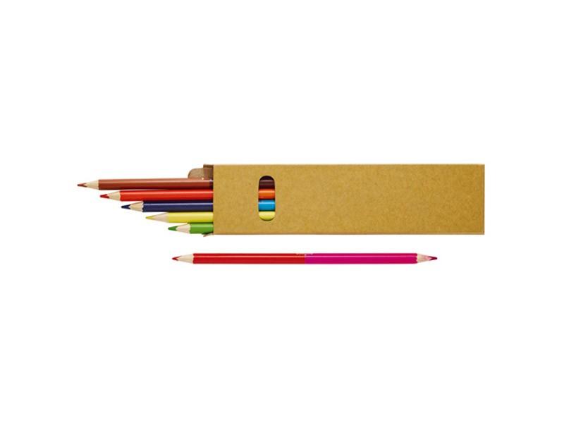 Lápis Bicolor