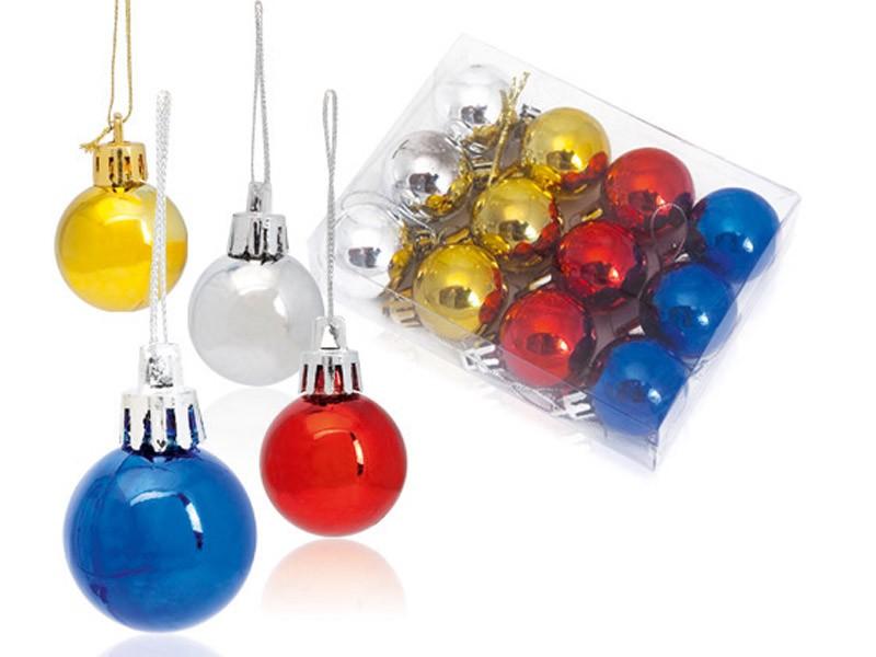 Conjunto Bolas Natal