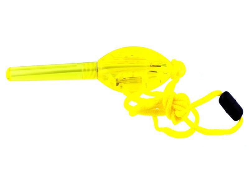 Esferográfica com fita
