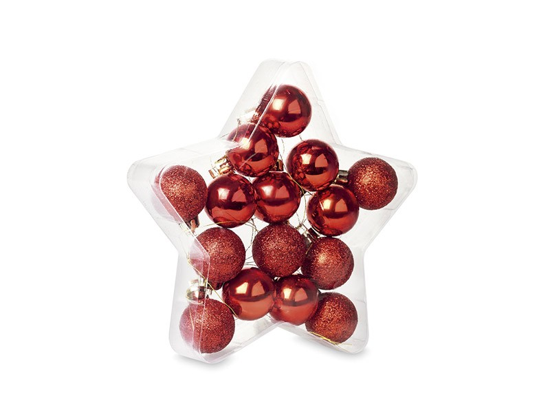 Bolas de Natal Bolasstar