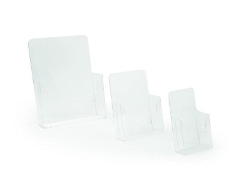 Expositor de Folhetos de Balcão 21x10 Vertical