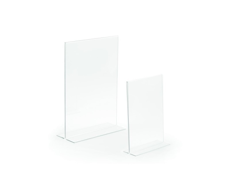 Porta Menu T A5 Vertical