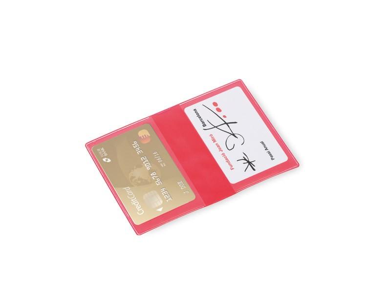 Porta-Cartões Letrix