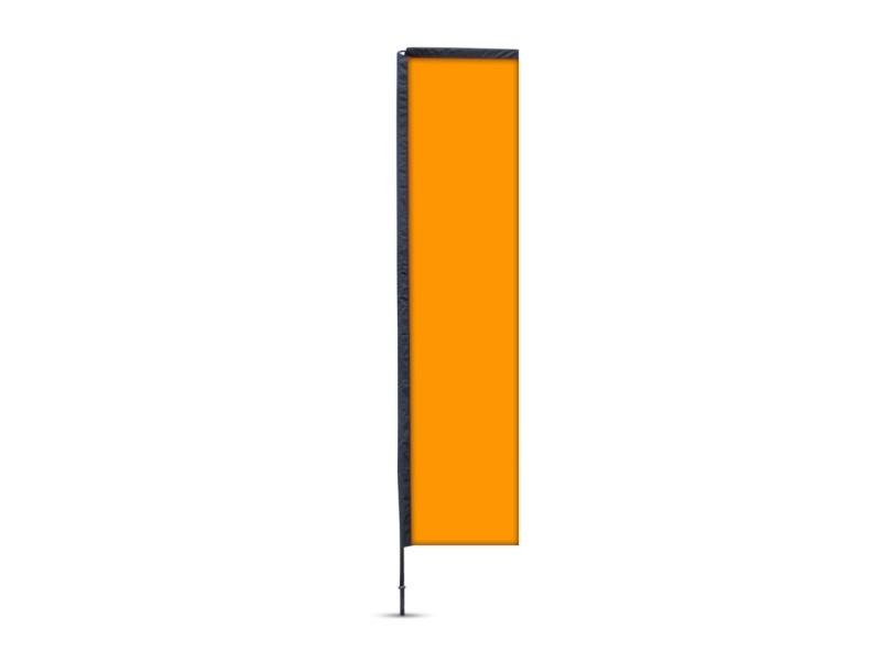 Bandeira Recta Pequena 2.10m