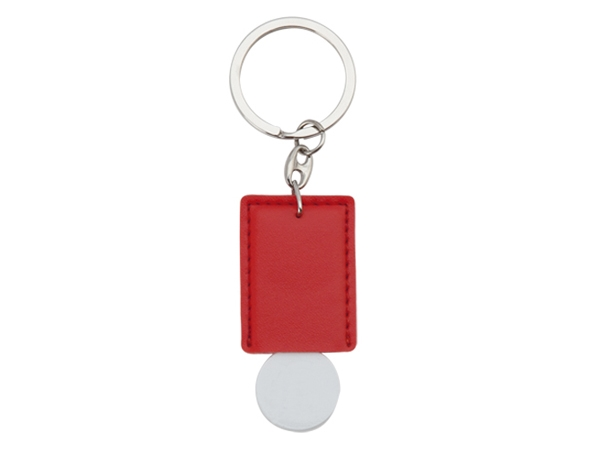 Porta-chaves Moeda Tena