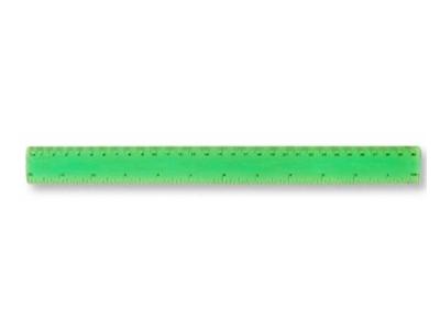 Régua de 30 cm Flexível