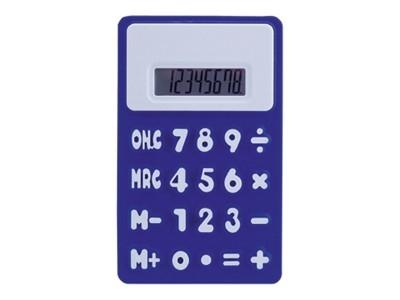Calculadora em silicone