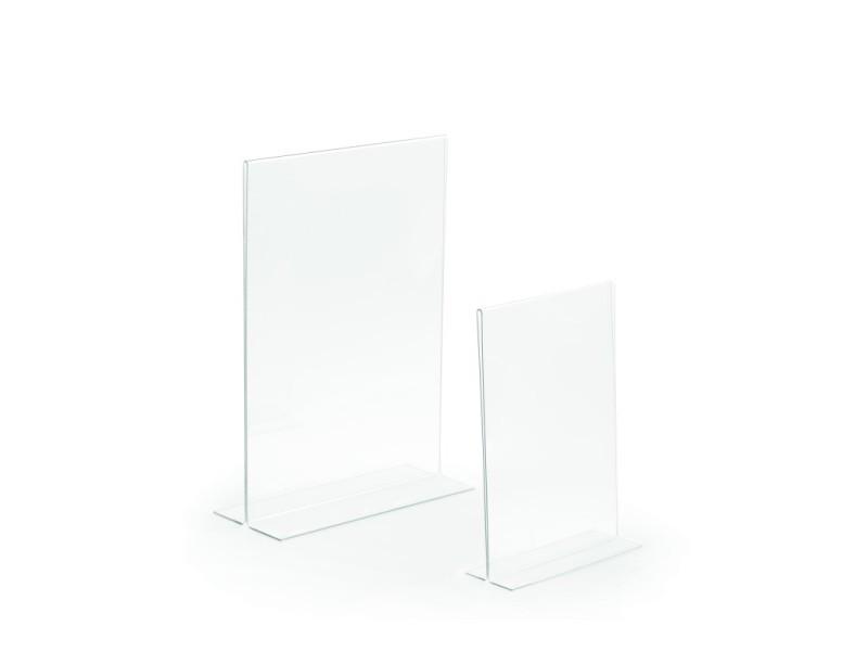 Porta Menu T A4 Vertical