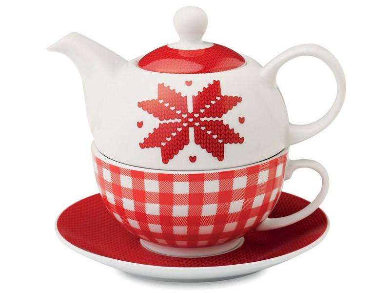 Conjunto de Chá Nordic Tea