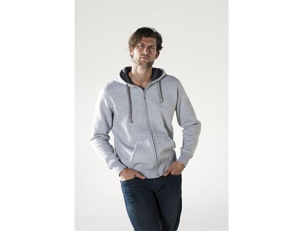 Sweatshirt com Fecho | 360 Gramas