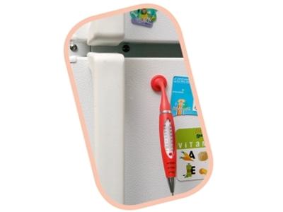 Esferográfica Termómetro